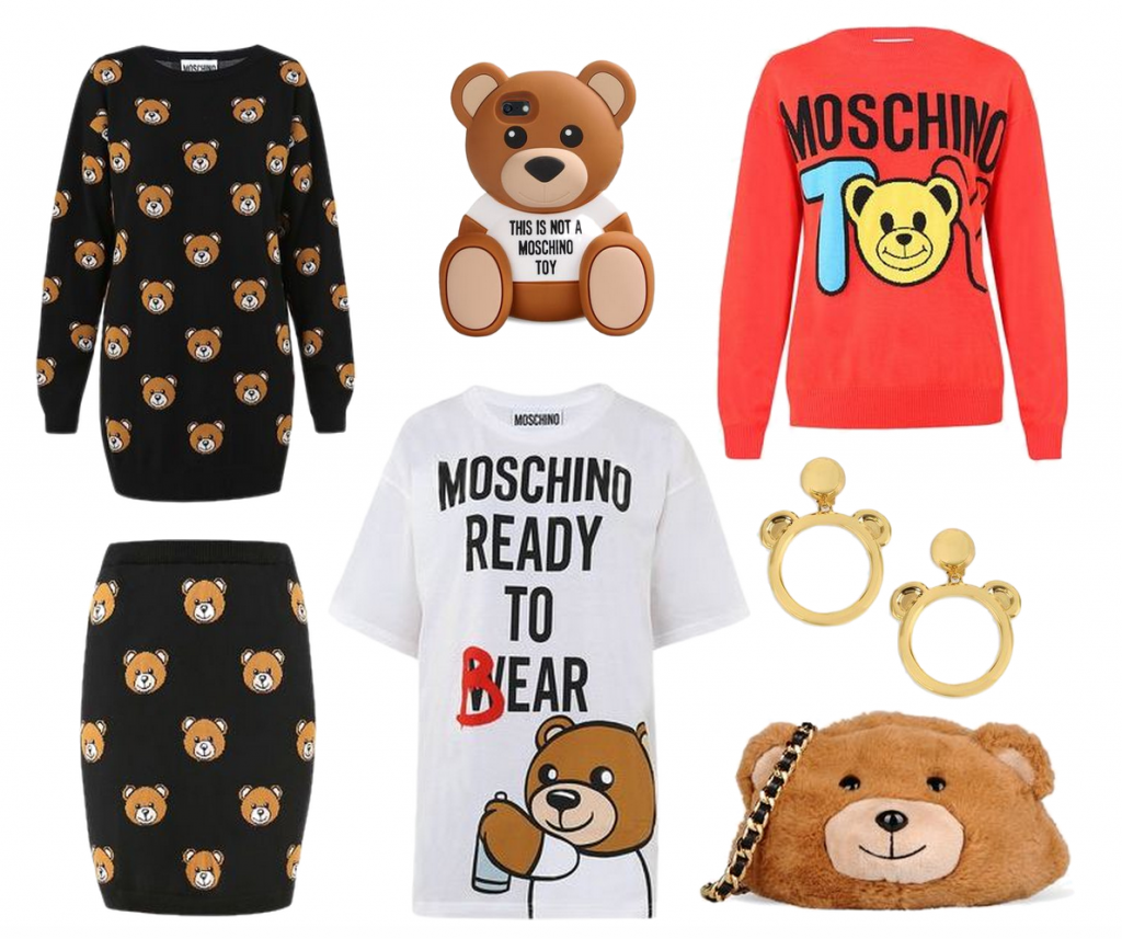 Moschino-Ready-To-Bear-Collection