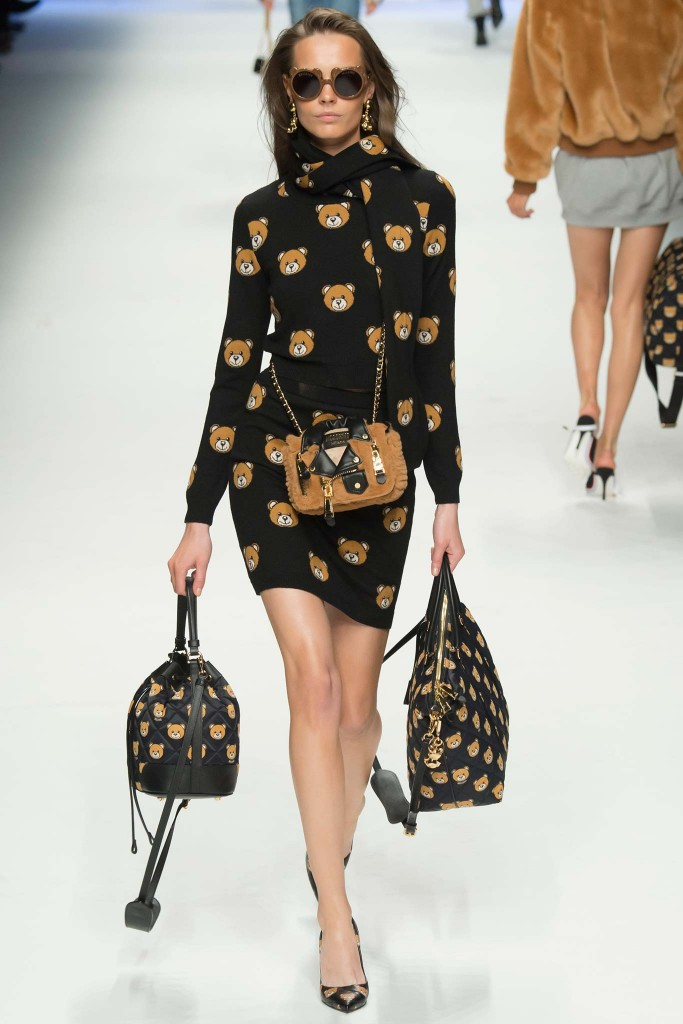 Moschino-Ready-To-Bear-Fashion-Show