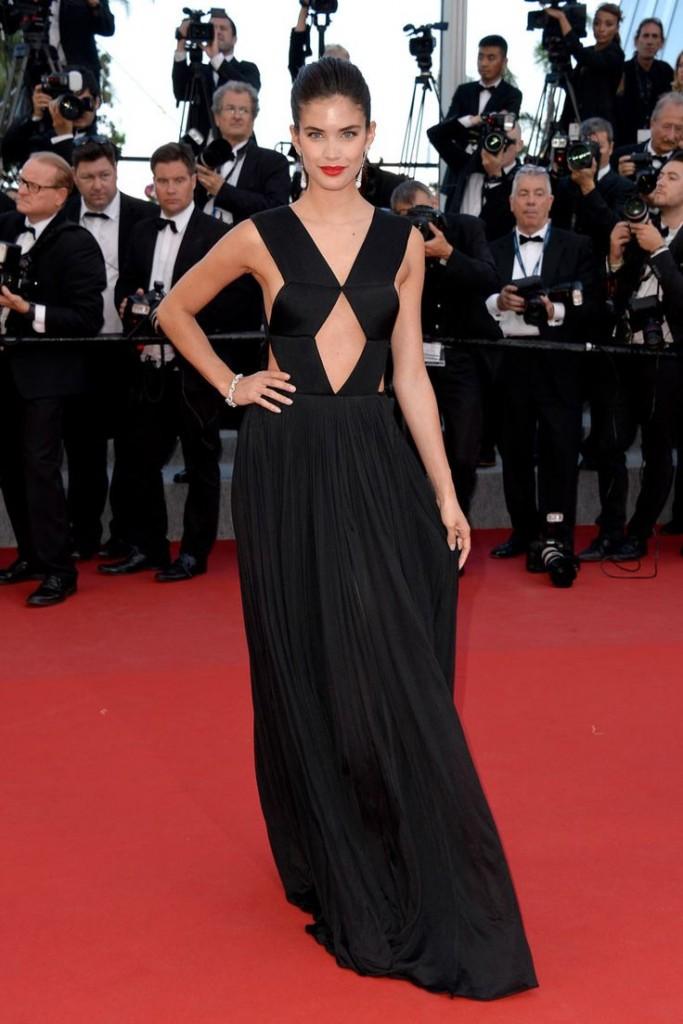 Cannes 2015.La top 5 delle Star-sara sampaio-vionnet