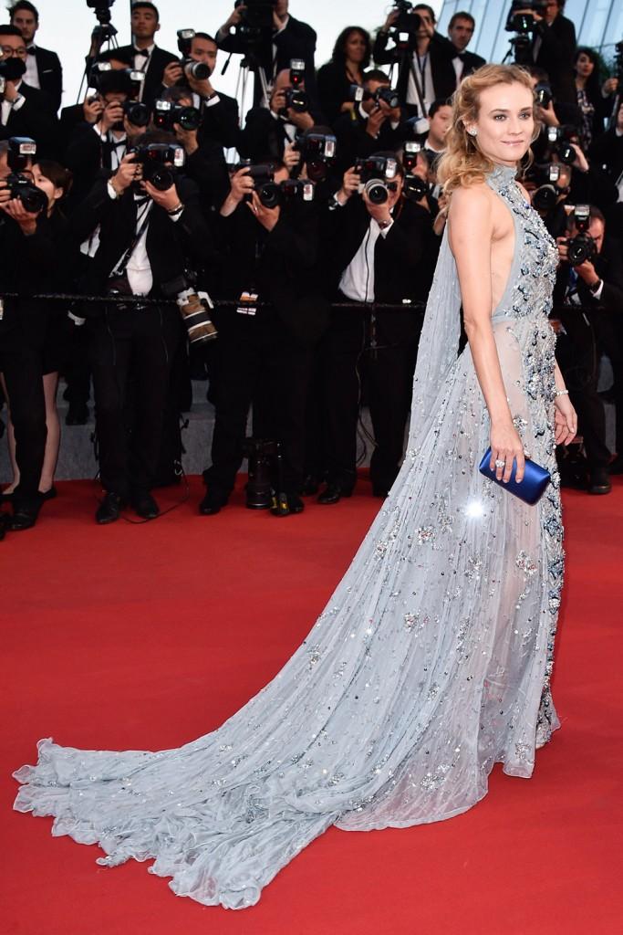 Cannes.La top 5 delle star-Diane Kruger-Prada