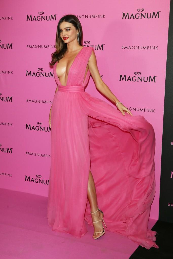 Cannes.La top 5 delle Star-Miranda Keer-Emmanuel Ungaro