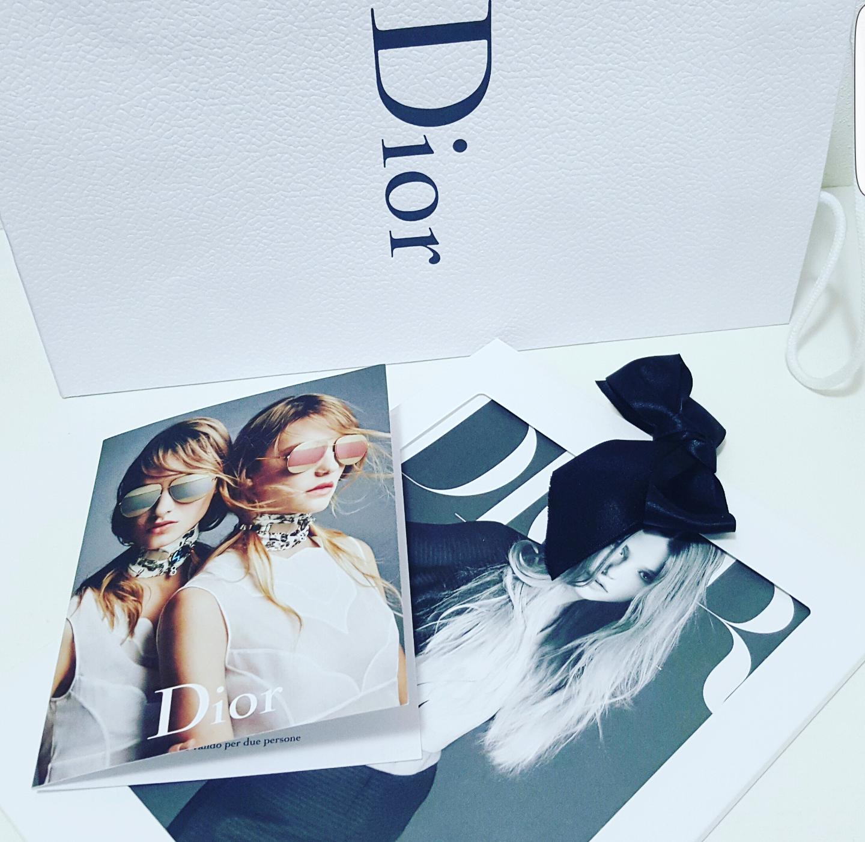DiorSplit. Impossibile passare inosservate
