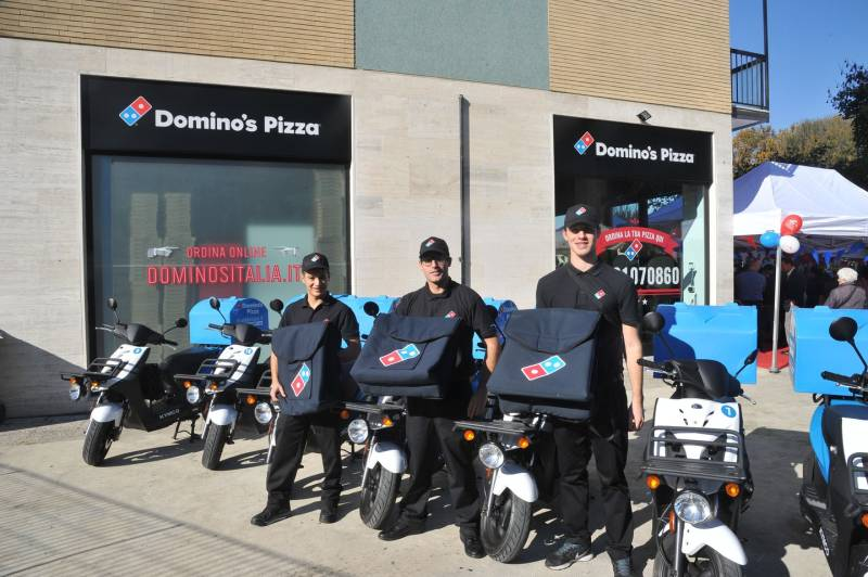 Domino's pizza milano